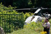 Berita Populer: Penjahat Kabur dari Penjara Pakai Helikopter, hingga Penumpang 'Tanduk' Pramugari