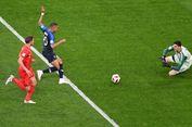 Semifinal Piala Dunia 2019, Babak I, Perancis Vs Belgia 0-0
