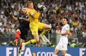 5 Fakta Menarik Kroasia Vs Inggris, Tren Buruk Semifinal Berlanjut