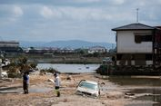 Pasca-banjir, Otoritas Jepang Berjuang Pulihkan Pasokan Air