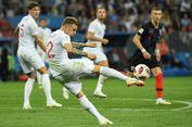 Babak I Semifinal Piala Dunia, Inggris    Memimpin 1-0
