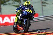 Rossi Beberkan Rahasia Raih Podium Kedua di GP Jerman