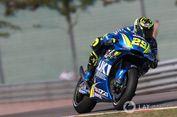 Hari Pertama Latihan Bebas, Suzuki dan Ducati Jadi Tercepat