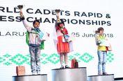 Samantha Edithso, Pecatur Cilik yang Jadi Juara Dunia Asal Indonesia