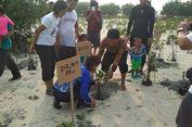 Menteri Susi Terkejut Lihat Kesadaran Warga Pulau Pari akan Pentingnya Mangrove