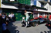 Hasil F1 GP Jepang, Lewis Hamilton Tak Terbendung