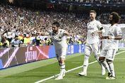 5 Fakta Real Madrid Vs AS Roma, Berkah Isco Setelah Ronaldo Pergi