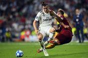Hasil Real Madrid Vs AS Roma, Gareth Bale dkk Menang Telak