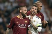 Real Madrid Vs AS Roma, Di Francesco Akui Kesulitan Hadapi Lawan