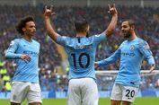 Hasil Cardiff Vs Man City, Rekor Sergio Aguero pada Penampilan ke-300