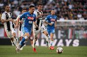 Prediksi Napoli Vs Juventus, Penentu Langkah Scudetto Si Nyonya Besar