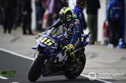 Rossi Komentari Hasil Latihan Bebas Hari Pertama