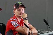 Lorenzo Niat Pensiun Bersama Honda