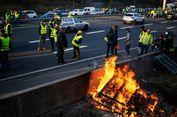 Massa 'Rompi Kuning' di Perancis Demo Kenaikan BBM, 1 Orang Tewas
