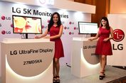 2 Monitor 5K LG Meluncur di Indonesia, Bisa Nyambung MacBook Pro