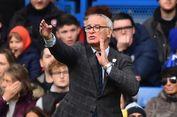 Resmi, Claudio Ranieri Kembali Latih AS Roma