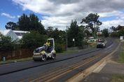 Tasmania Uji Coba Plastik dan Kaca Bekas Jadi Pengganti Aspal