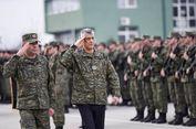 Parlemen Kosovo Setujui Pembentukan Angkatan Bersenjata