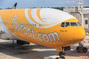 2020, Scoot Buka Rute Penerbangan dari 6 Kota di Indonesia