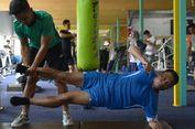 Gelandang Persib Sudah Mulai Pulih dari Cedera Patah Tulang