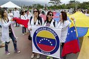 Pemimpin Oposisi Nekat Berangkat, Venezuela Tutup Perbatasan Kolombia