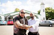Geng Motor Selandia Baru Ini Bakal Jaga Muslim Saat Menunaikan Shalat