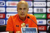 Timnas U-23 Indonesia Vs Thailand, Lawan Garuda Muda Kehilangan 3 Pemain