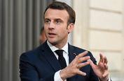 Presiden Macron: ISIS Kalah, Ancaman untuk Perancis Hilang