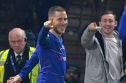 Hazard: Chelsea Akan Main di Liga Champions Musim Depan