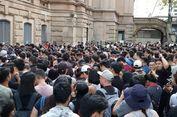 Di Sydney, Jokowi-Ma'ruf dan PSI Unggul