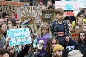 Murid Sekolah di Seluruh Dunia Kembali Gelar Unjuk Rasa Perubahan Iklim
