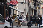 Polisi Perancis Buru Pelaku Serangan Bom di Lyon