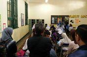 Demi PPDB di SMA 3 dan 5 Bandung, Ratusan Orangtua Rela Antre Sejak Pagi