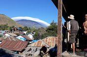 Tak Hanya Gunung Rinjani, 3 Gunung Ini Juga Pernah Alami Topi Awan