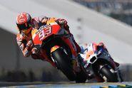 Cetak Hat-trick, Marquez Kian Kokoh di Puncak Klasemen MotoGP