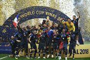 Kalahkan Kroasia, Perancis Raih Gelar Juara Piala Dunia 2018