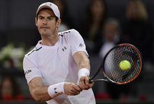 Karier Tenis Andy Murray Berakhir Tangis di Australian Open 2019