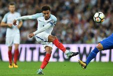 Dele Alli Tak Mau Memainkan Diri Sendiri dalam FIFA 18