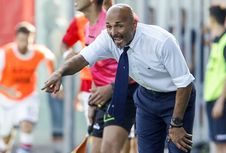 Inter Tahan Juventus, Spalletti Tak Puas