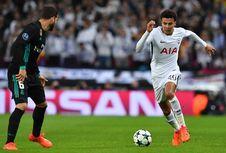 Dele Alli Kecewa Gagal Bikin Hat-trick ke Gawang Real Madrid