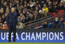 Zidane Tak Risaukan Posisi sebagai Pelatih di Real Madrid