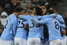 Jadwal Siaran Langsung Akhir Pekan Ini, Man City Vs Newcastle