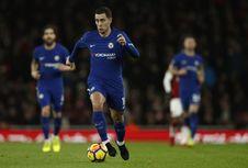 Hazard Bicara soal Kerja Sama dengan Batshuayi dan Rekor Gol