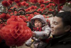 Liburan Imlek, Penduduk di China Habiskan Rp 1.900 Triliun