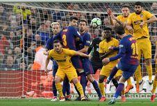 Gol Tendangan Bebas Messi ke Gawang Atletico Torehkan Sejarah