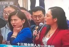 Beri Gerakan Menghina, Jurnalis di China Ini Jadi Viral