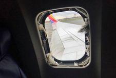 Penumpang Southwest Airlines Sempat Tersedot di Lubang Jendela yang Rusak