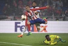Griezmann Berharap Bisa Tambah Gelar bersama Atletico