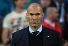 Tanggapan Zidane Saat Ditanya soal Pernyataan Meragukan dari Ronaldo