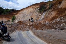 Longsor di Bengkulu, Satu Kecamatan Terisolasi